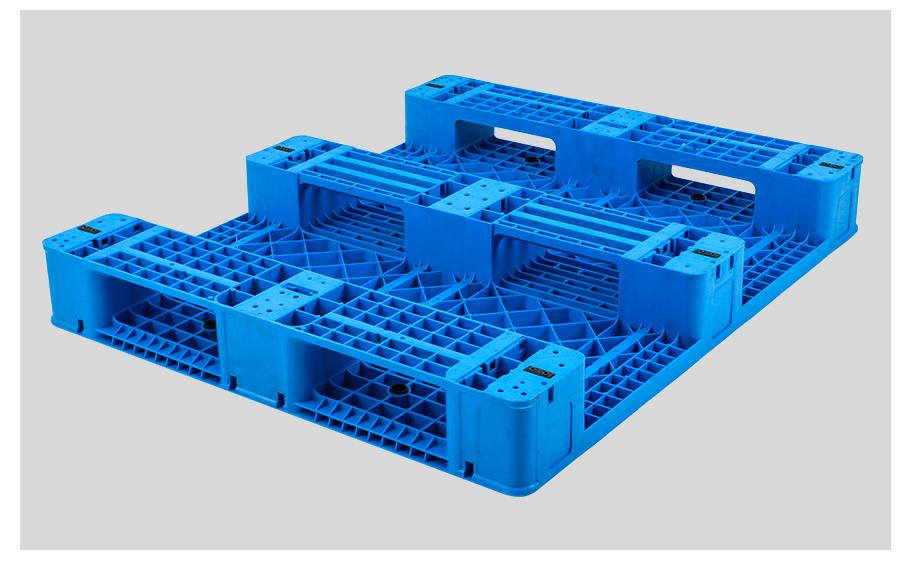 1210网格反川字型塑料托盘