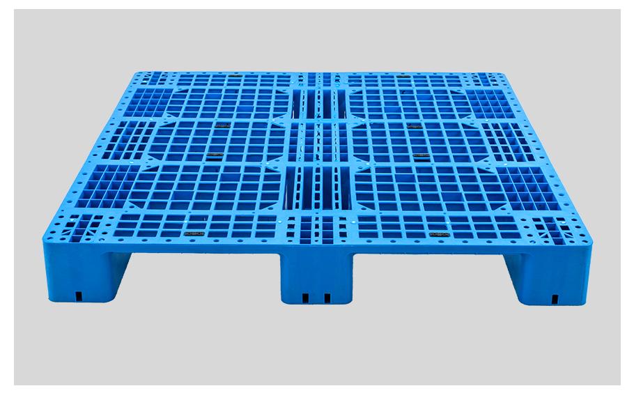 1212网格川字型塑料托盘