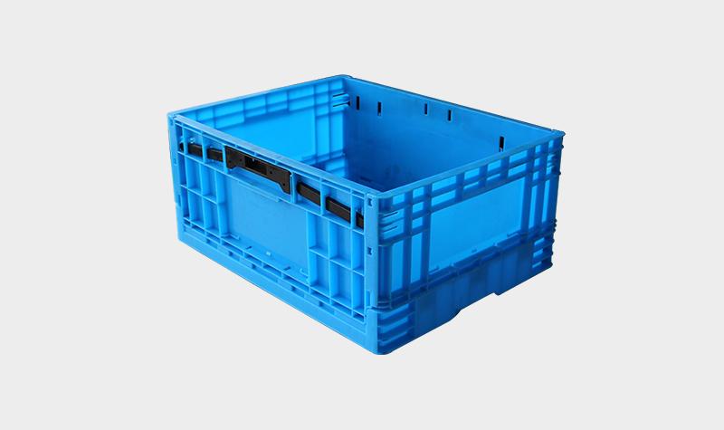 500-240塑料折叠周转箱