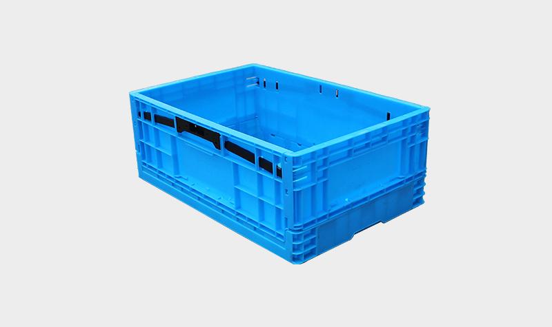 600-230塑料折叠周转箱