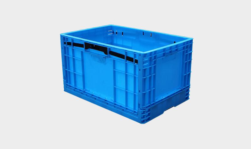 600-340塑料折叠周转箱