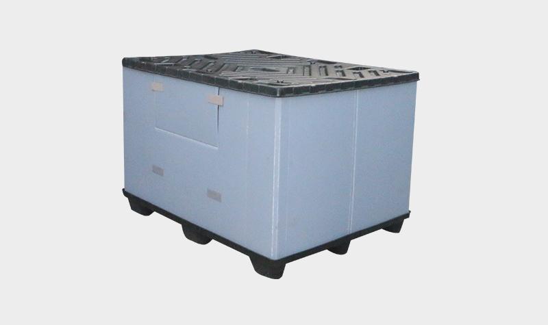 1470-990塑料围板箱