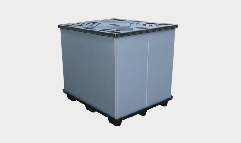 1210-1080塑料围板箱