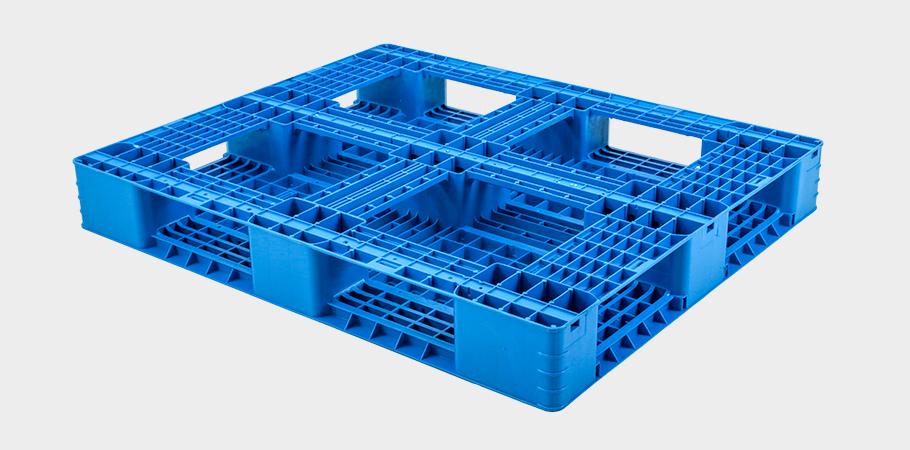 1210网格田字型塑料托盘